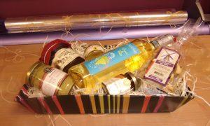 Cadeaux pour les fêtes de fin d'année.